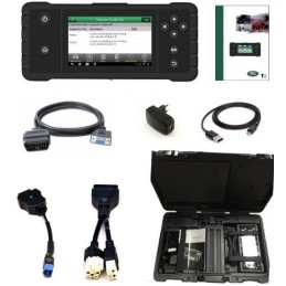 T4H - Appareil de diagnostic spécial Land Rover