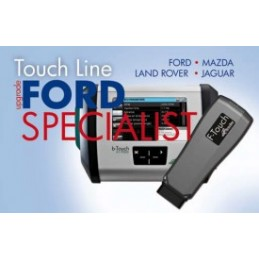 Carte Touch Line Ford Specialist