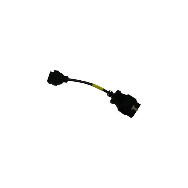 Câble Autologic PSA 16 broches