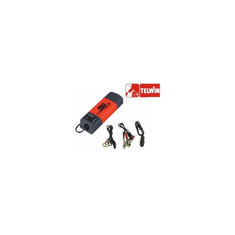 """Charger Telwin """"T-charge 12"""" (12V/4A)"""
