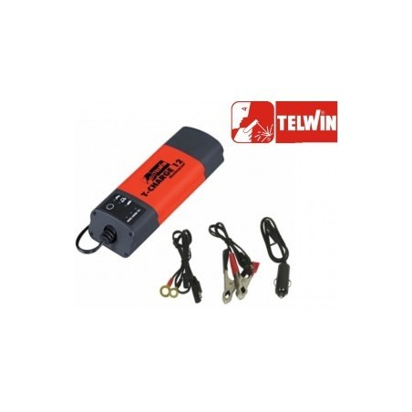 """Chargeur Telwin """"T-charge 12"""" (12V/4A)"""