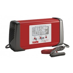 Telwin Charger 'Doctor Charge 30' (6-12-24V / 25/25/12A)