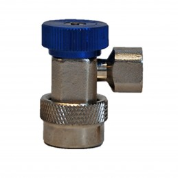 Quick coupler 1234YF LP blue