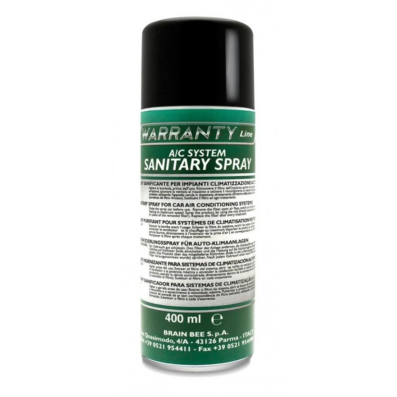A/C system sanitary spray (400ml)