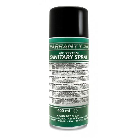 Spray purifiant pour système de climatisation (400ml)