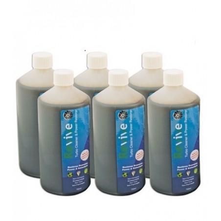 Revive Turbo Cleaner 6 Bottle Refill Pack