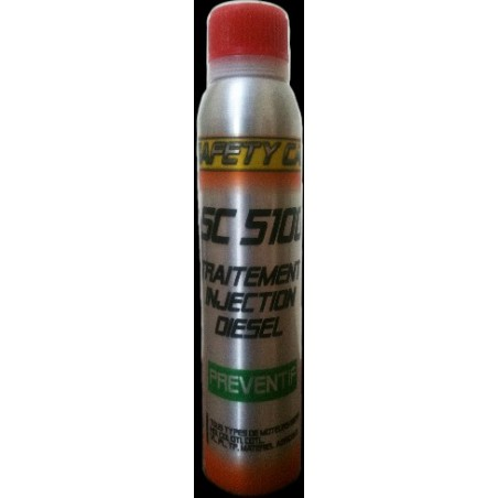 Traitement injection Diesel - Préventif (150ml)