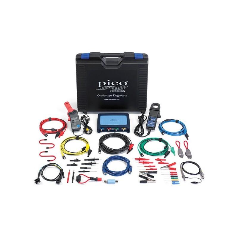 4–Channel Oscilloscope - Diesel Kit