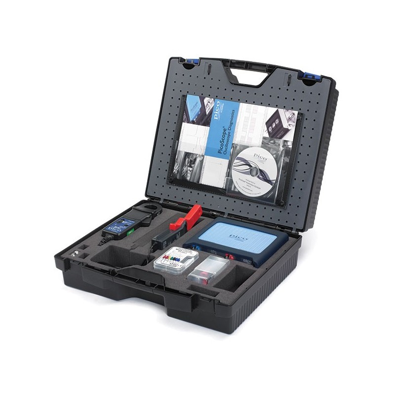 2 Channels Oscilloscope - Standard Kit
