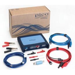 2 Channels Oscilloscope - Starter Kit