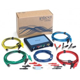 4–Channel Oscilloscope - Starter Kit