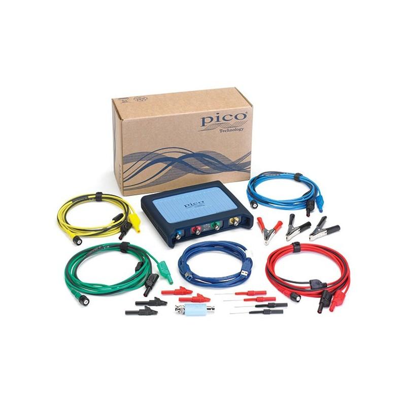 4–Channel Oscilloscope - Starter Kit