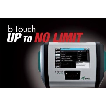 """B-Touch Card """"Up To No Limit"""""""
