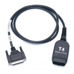 Câble EOBD pour T4Mobile+ / T4Lite