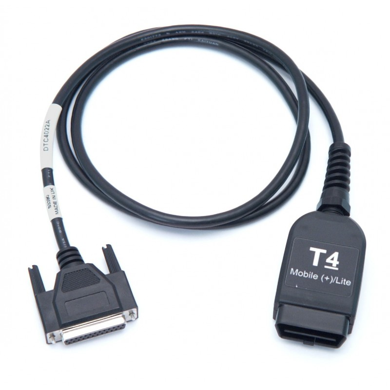EOBD Cable for T4Mobile+ / T4 Lite