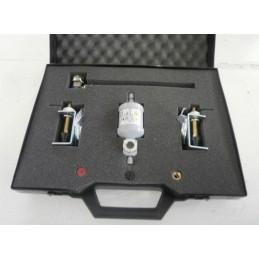 Dryer filter for flushing kit