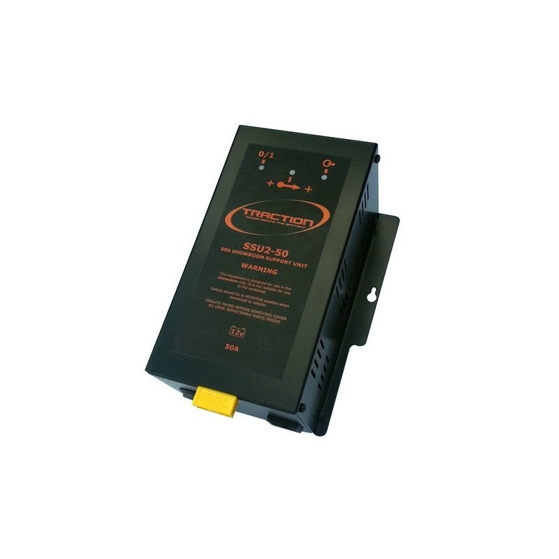Battery charger 12V/50 A