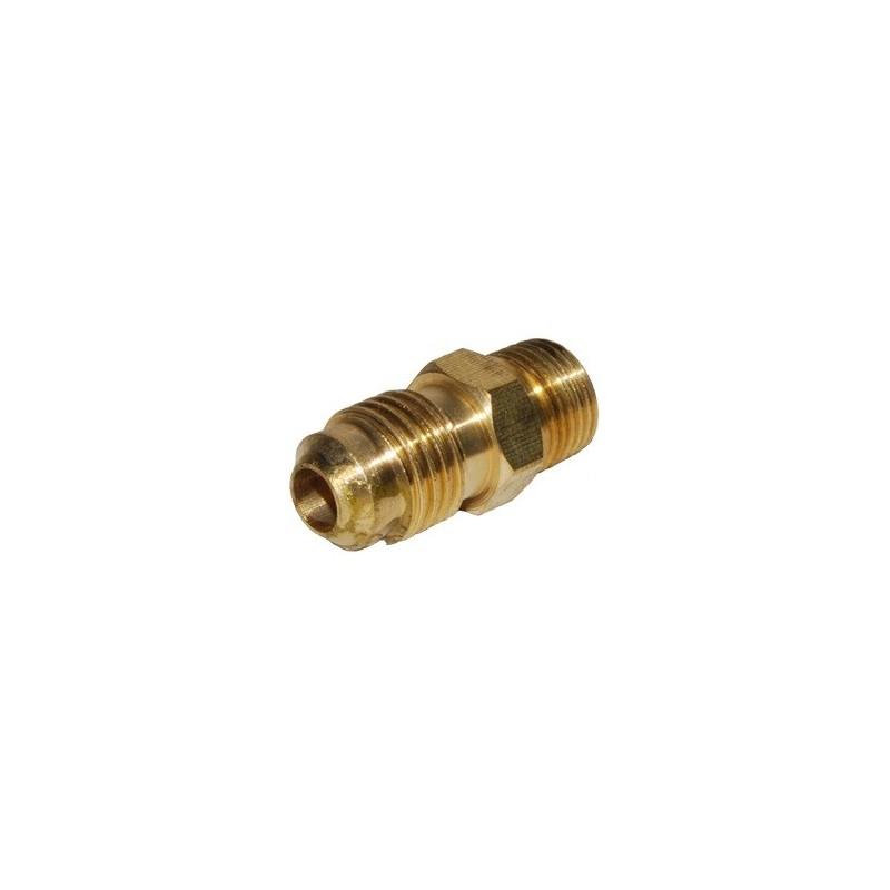 Adaptateur cylindre M1/4 SAE x M1/8NPT