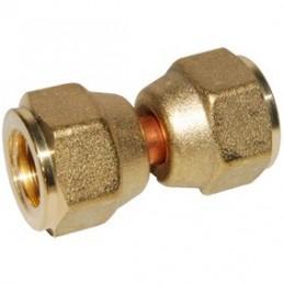 Adaptateur cylindre F1/4 SAE x F1/4 SAE