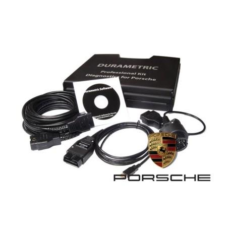 """Duramétric pour Porsche version """"Expert"""""""