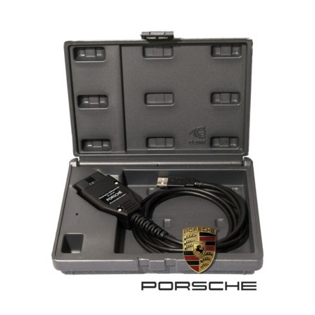 """Duramétric pour Porsche version enthousiaste """"Small"""""""