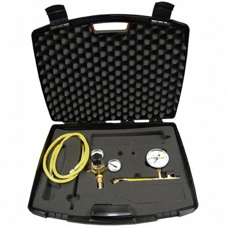 Kit de détection de fuites par (Azote) sans bouteille