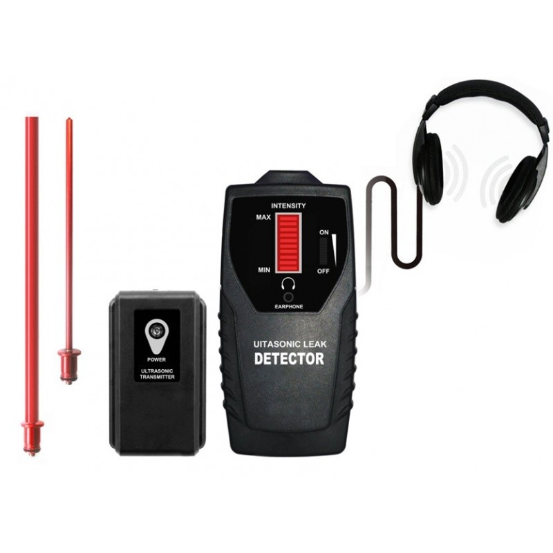 Détecteur de fuites et de bruits à ultrason