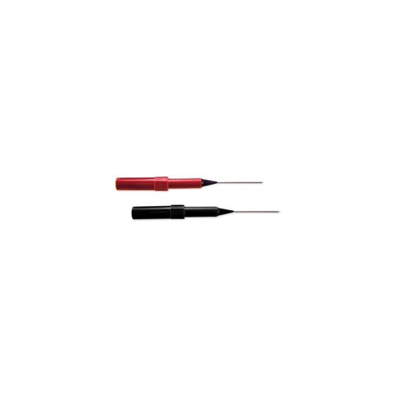 Kit 2 aiguilles Noir + Rouge