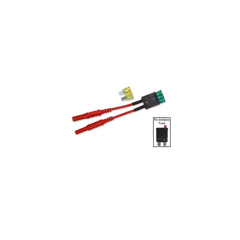 Connecteur pour fusibles