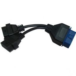 Y cable EOBD (J1962)