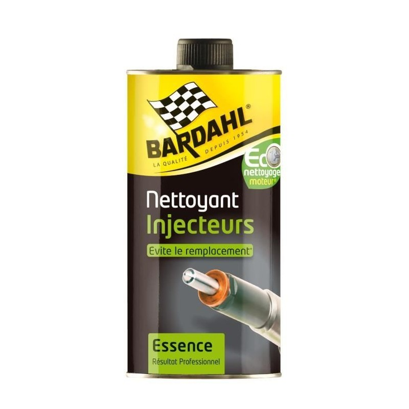 bardahl nettoyant injecteurs essence 1l. Black Bedroom Furniture Sets. Home Design Ideas