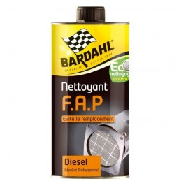 Nettoyant F.A.P pour moteurs Diesel