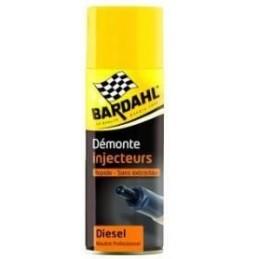 Dismantling injectors Bardahl