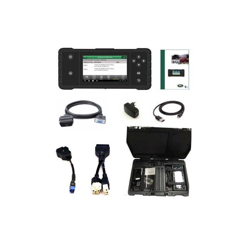 T4H - Diagnostic tool for Land Rover
