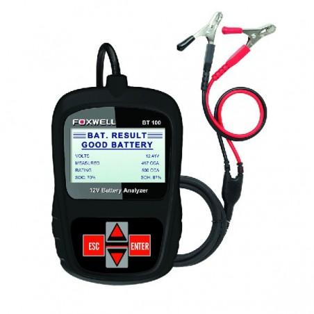 Testeur de batterie 12V