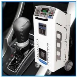 Station d'entretien des transmissions automatiques