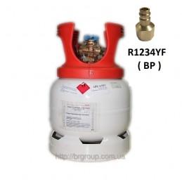 Adaptateur cylindre universel basse pression pour HFO r1234YF