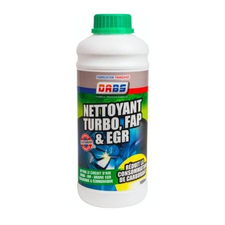 Nettoyant 3 en 1 Turbo - FAP - Vanne EGR