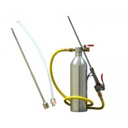 Special Dispenser for DPF Cleaning