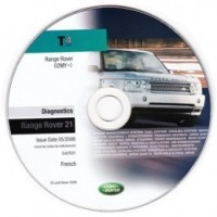 Land Rover diagnostic CD | Diag-Auto